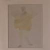 Unauffällige kommen und gegangen, 1993 huile sur carton
