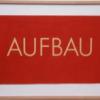 Aufbau, 19582014-46, crayon et gouache sur carton fin