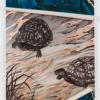 Song Sung, 2015, huile sur toile, 135 x 77 x 7 cm